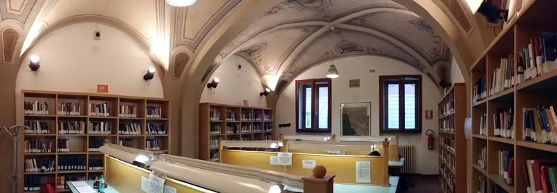 Biblioteca di Lingue e letterature moderne 2 - sede di Anglistica