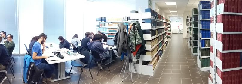 Biblioteca di Chimica