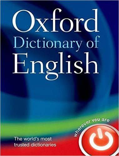 Oxford English Dictionary online (OED)