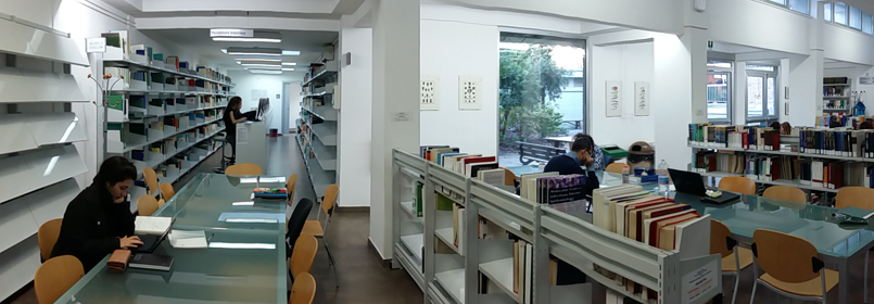 Biblioteca di Scienze naturali e ambientali