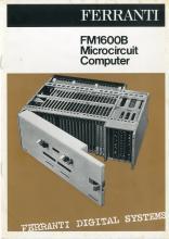 Ferranti FM1600B